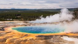 Geysir-USA-Tetons-Yellowstone