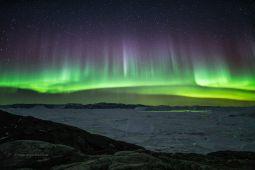 Polarlicht-Groenland-Ilulissat-Eisfjord-Groenland-Fotoreise