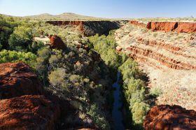 In der Region Pilbara